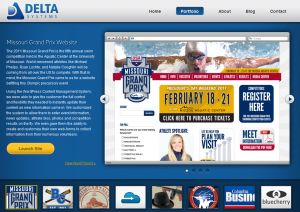 Missouri Grand Prix Swimming Competition Website